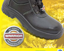 Warrior shoes professional gear
