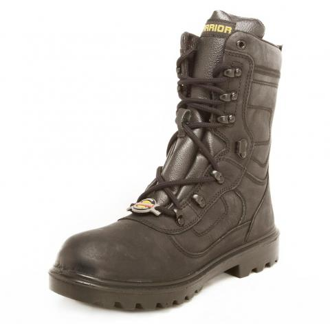 Combat Boot Left Side