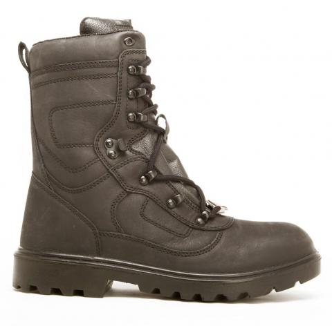 Combat Boot Right