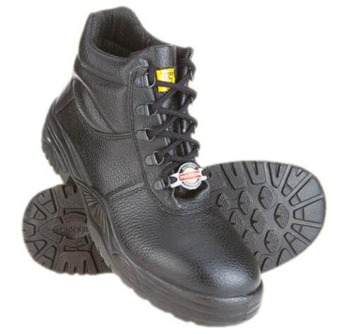 FULL ANKLE PROTECTION Safety Shoes WITH PTC