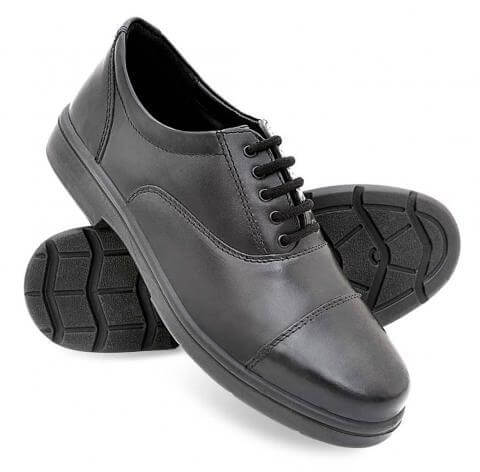 Defence Oxford Shoes