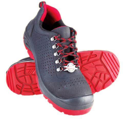 Derby Sporty Safety Shoes