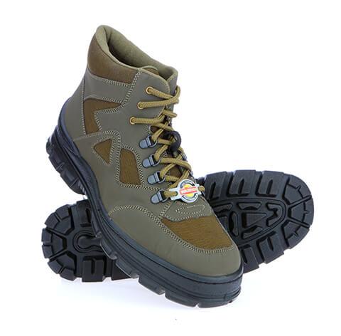 Patrolling Boot