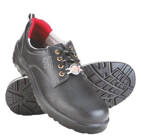 DIP PU Single Density Safety Shoes