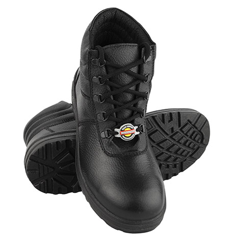 SAFETY BOOT FULL ANKLE PROTECTION WITH EXTRA COLLAR