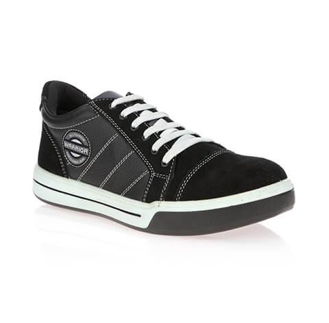 Gladstone – Black Gents Safety Shoes