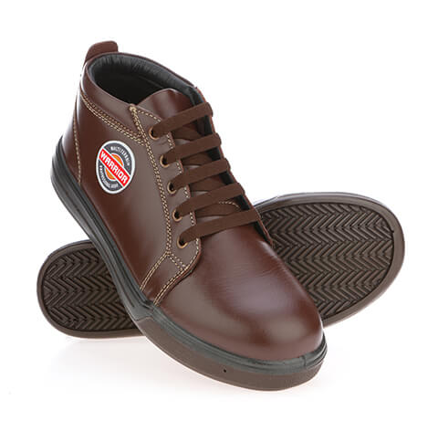 PERTH LHC BROWN Safety Shoes