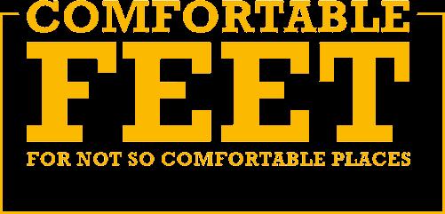 Comfortable Feet