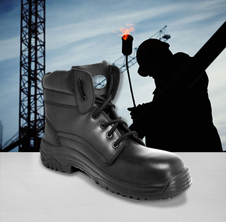 Premium Safety Shoes